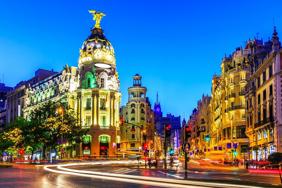 Capital of Spain and spiritual home of the tapas bar, Madrid is an architecturally diverse city with its own rhythms and culture.
